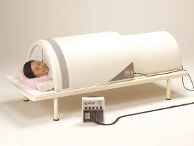 遠赤外線温熱健康機器の写真