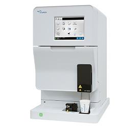 全自動尿中有形成分分析装置の写真